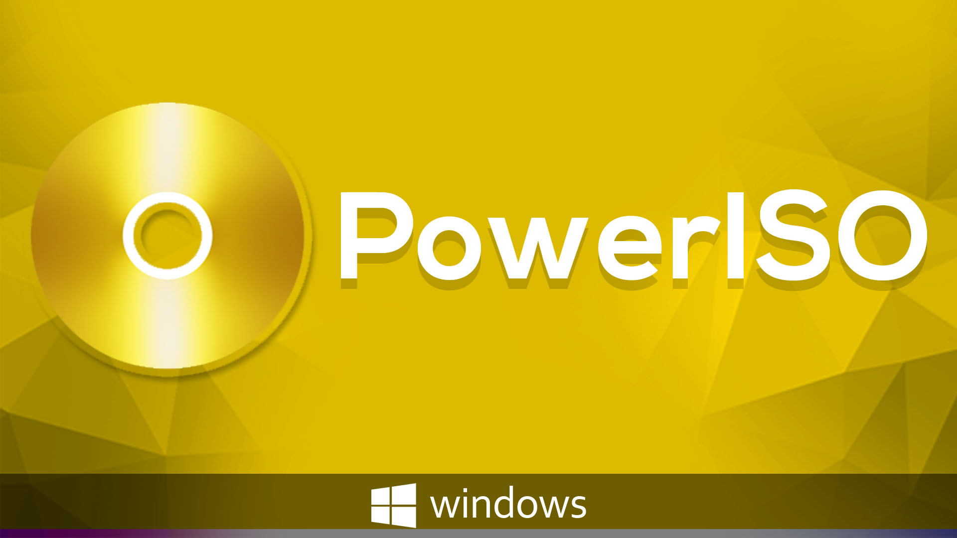 PowerISO v7.6 Free Download