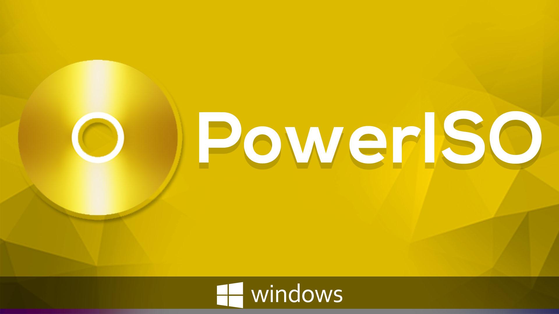 PowerISO 7.9 Full Version