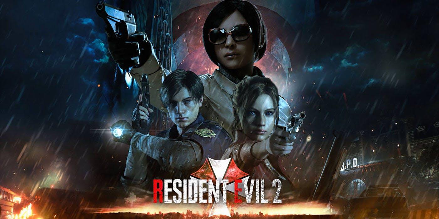 Resident Evil 2 Free Download