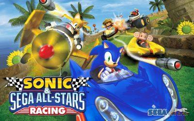 Sonic & SEGA All-Stars Racing Free Download