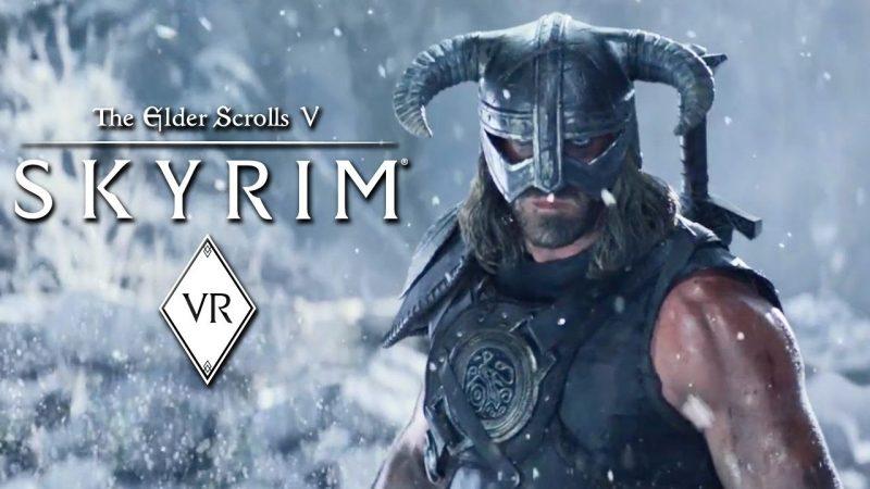 The Elder Scrolls V Skyrim VR Free Download
