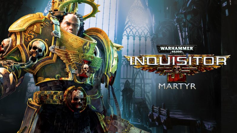Warhammer 40,000 Inquisitor – Martyr Free Download