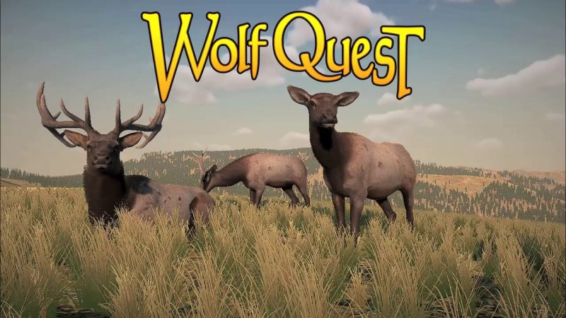 WolfQuest 2.7 Free Download