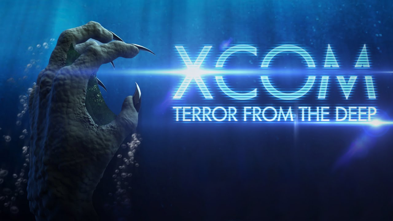 X-COM Terror from the Deep Free Download