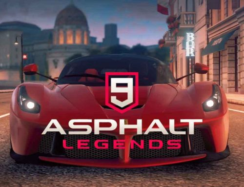 Asphalt 9: Legends Free Download