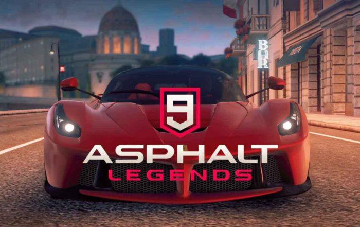 Asphalt 9 Legends Free Download