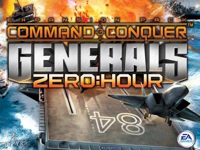 Command & Conquer Generals Zero Hour Free Download
