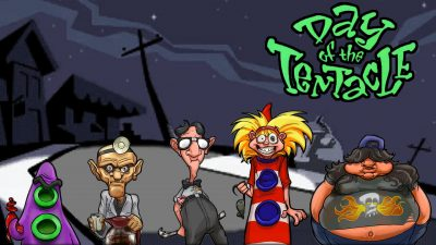 Day of the Tentacle Free Download
