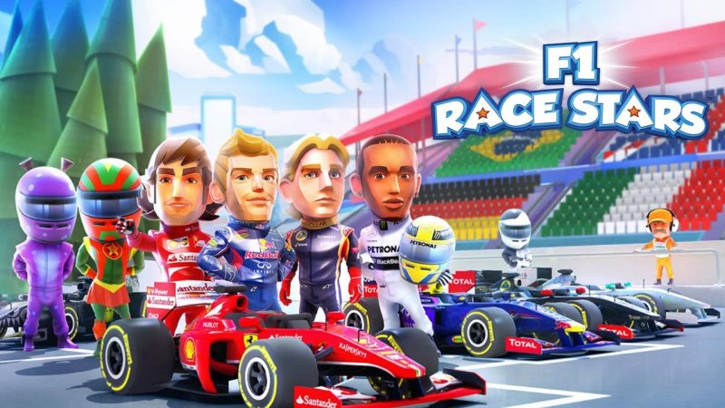 F1 Race Stars Complete Edition for PC Digital