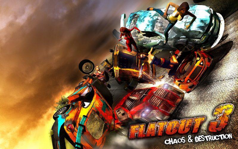 flatout 3 download full version