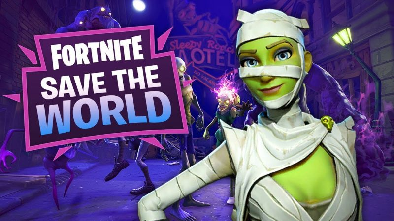 Fortnite: Save the World Free Download | GameTrex