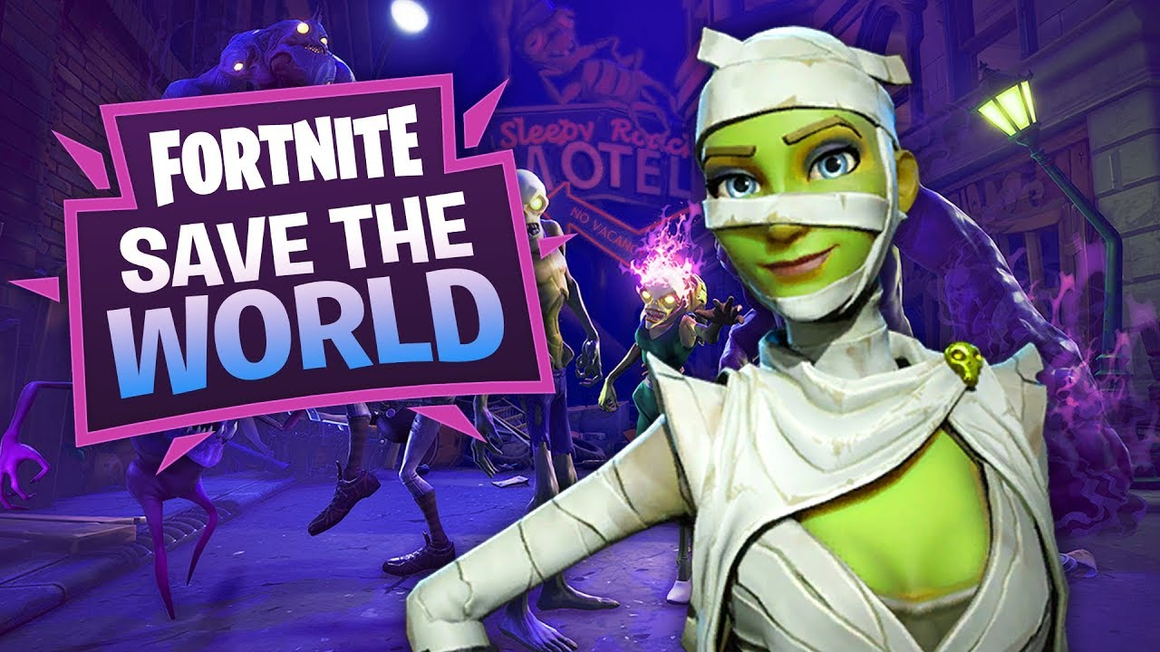 fortnite save the world free download