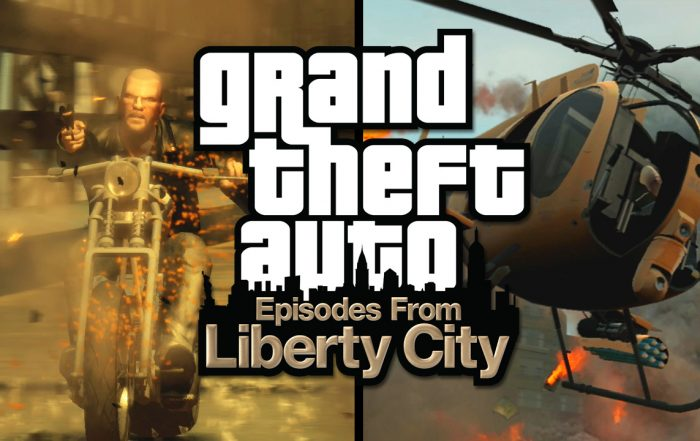 Grand Theft Auto Episodes from Liberty City Free Download