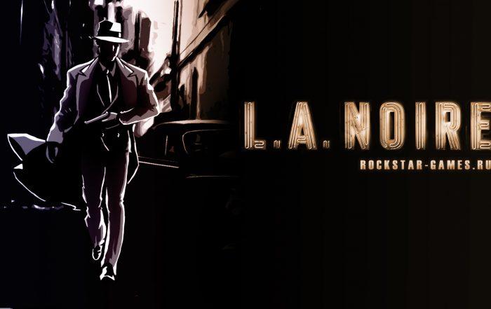 L.A. Noire Free Download