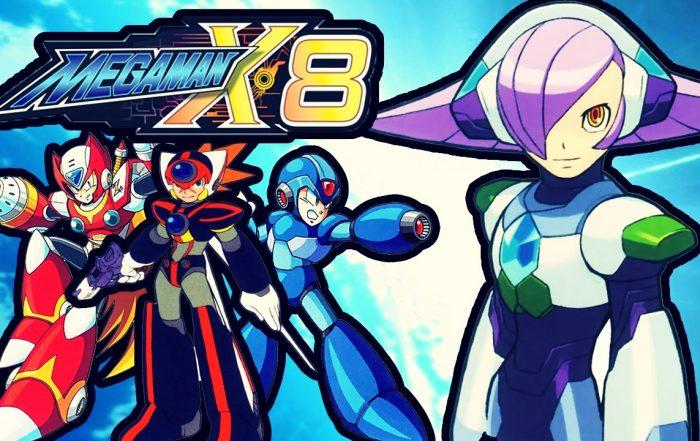 Mega Man X8 Free Download