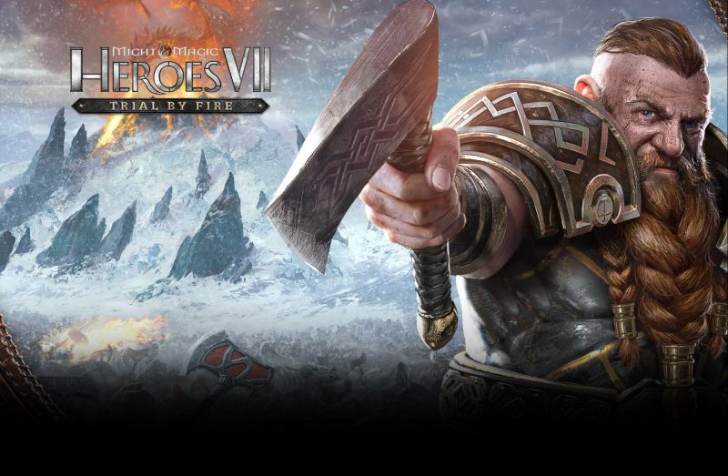Might and Magic Heroes VII – Trial by Fire Free Download