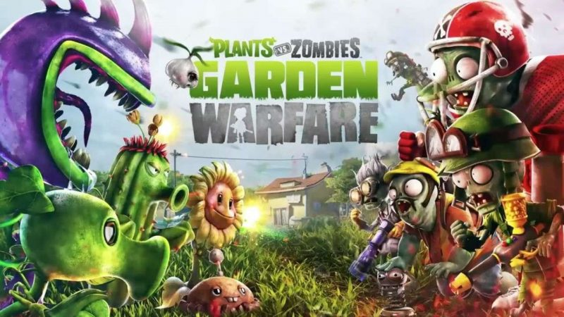 plants vs zombies garden warfare pc download highly compressed
