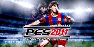 Pro Evolution Soccer 2011 Free Download