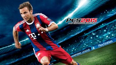 Pro Evolution Soccer 2015 Free Download
