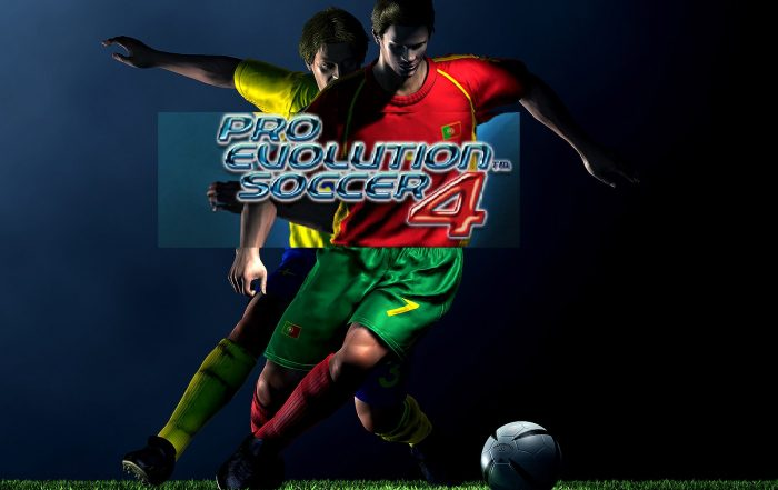 Pro Evolution Soccer 4 Free Download