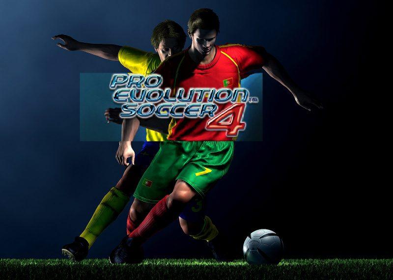 Pro Evolution Soccer 4 Free Download | GameTrex
