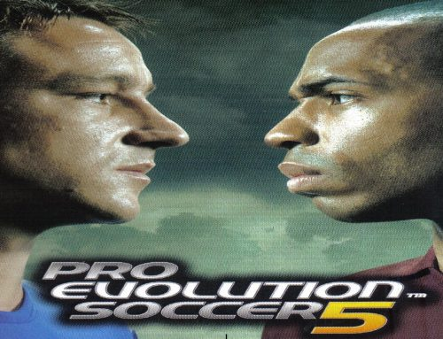 Pro Evolution Soccer 5 Free Download