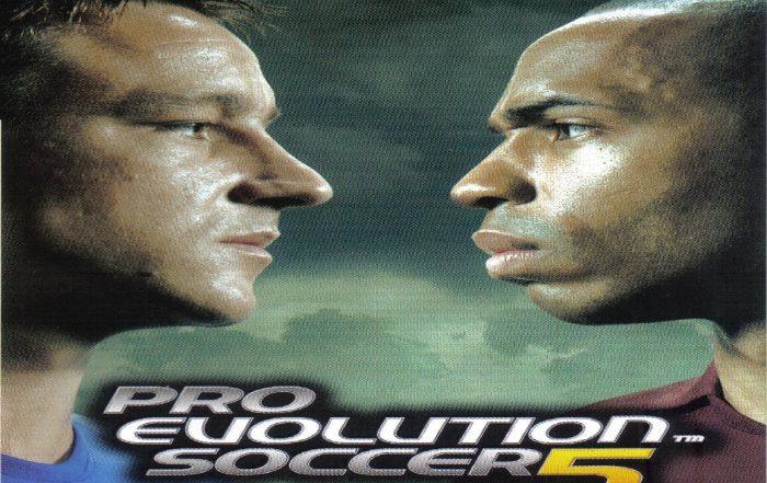 Pro Evolution Soccer 5 Free Download
