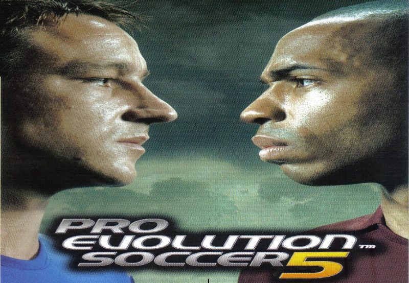 Pro Evolution Soccer 5 Free Download | GameTrex
