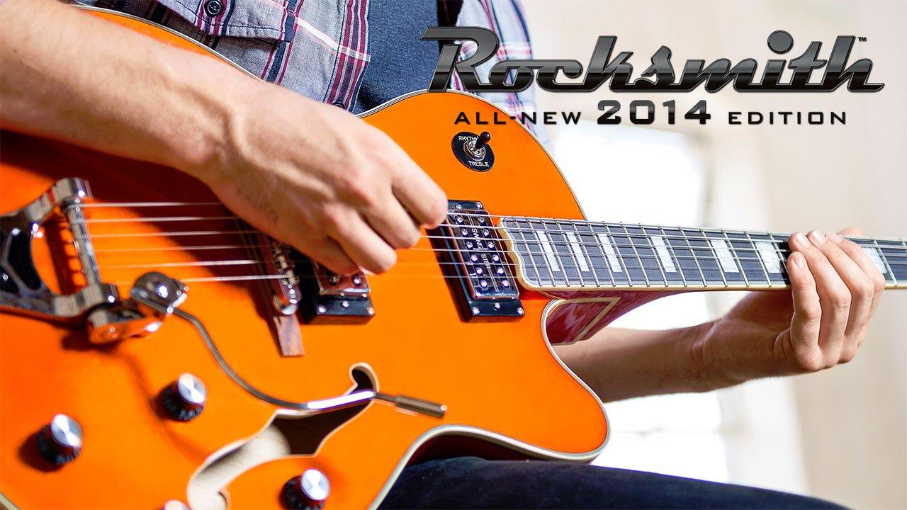 Rocksmith 2014 Torrent