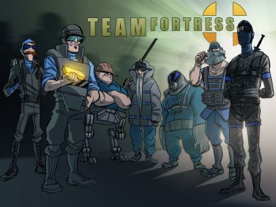 Team Fortress Free Download