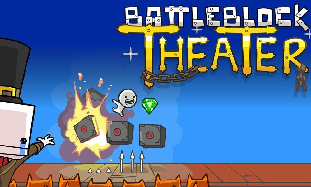 BattleBlock Theater® Download Free