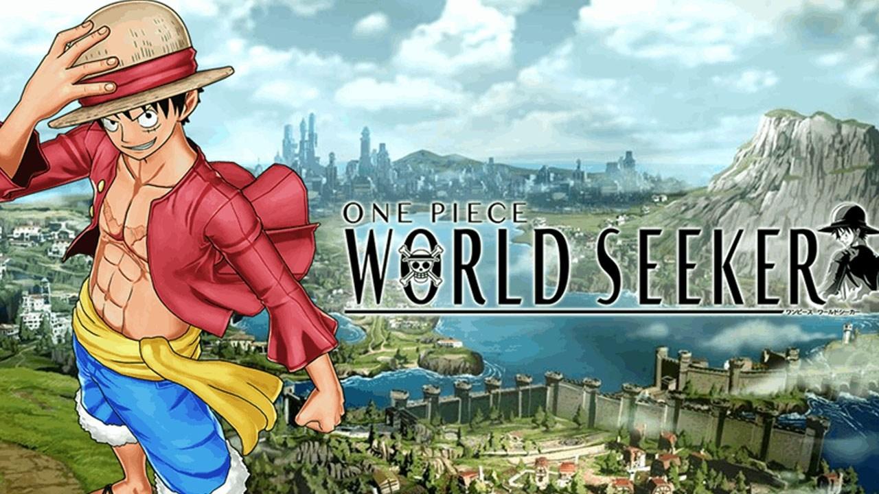 ONE PIECE World Seeker Free Download | GameTrex