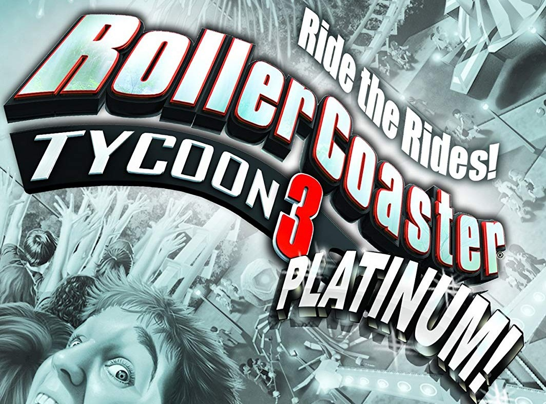 Rollercoaster tycoon 2 free download | roller coaster, pc games.