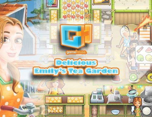 Delicious: Emily's Tea Garden Free Download