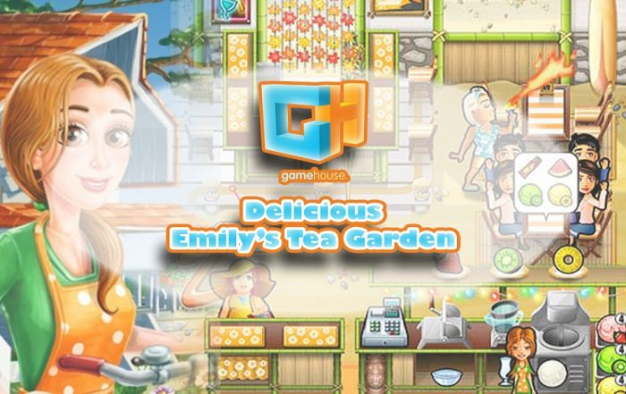 Delicious Emily's Tea Garden Free Download