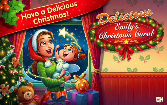 Delicious Emily's Christmas Carol Free Download