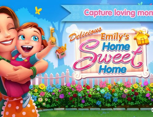Delicious: Emily's Home Sweet Home Free Download
