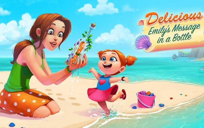Delicious: Emily's Message in a Bottle