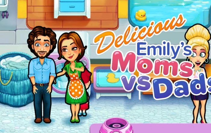 Delicious Emily's Moms vs Dads Free Download