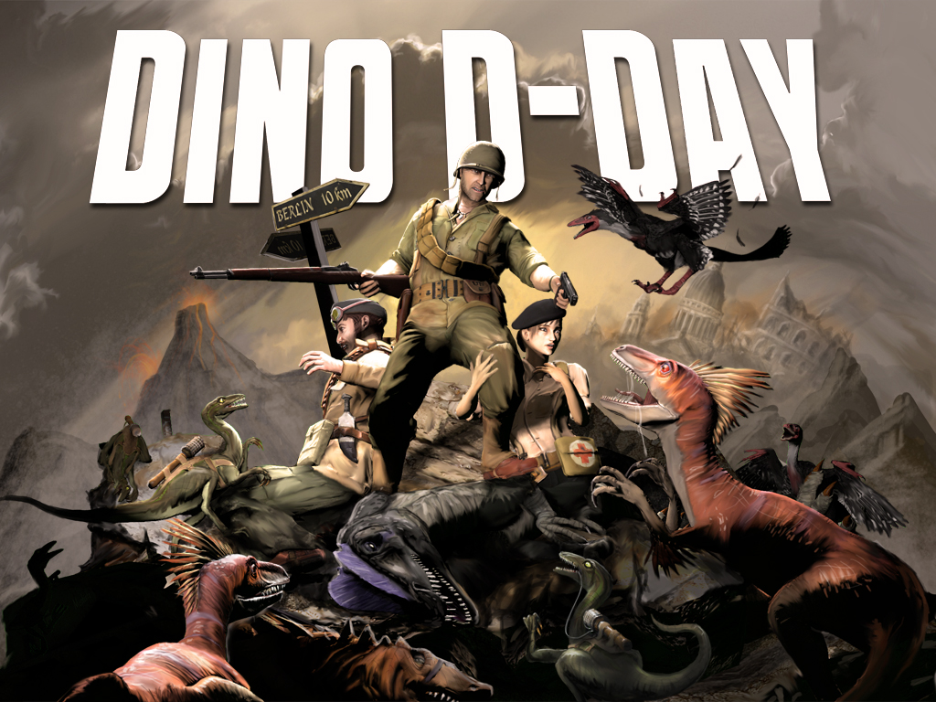 Dino D-Day Free Download