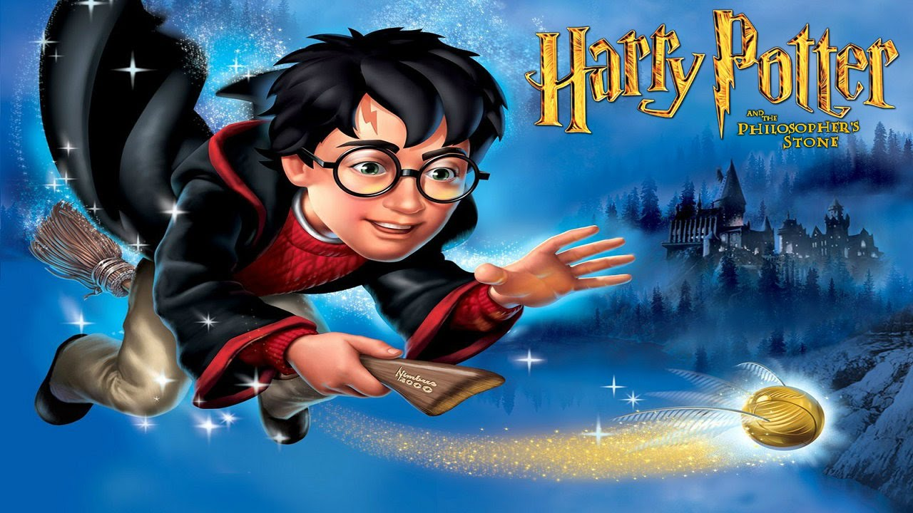 Harry Potter and the Philosopher's Stone the Video Game UK ...