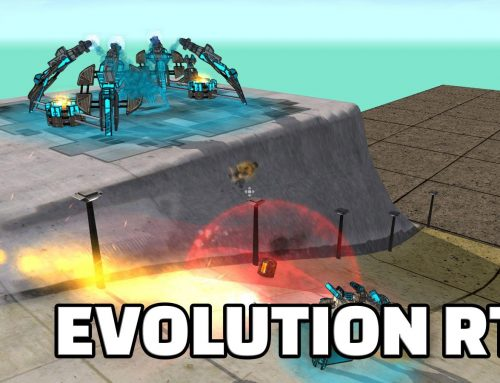 Evolution RTS Free Download