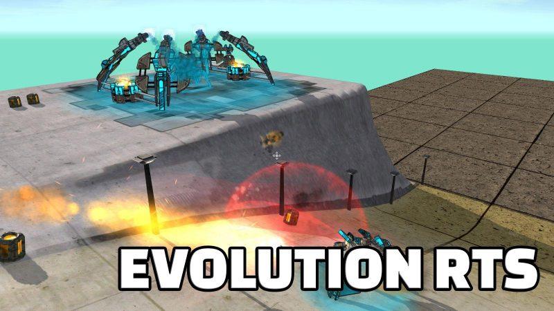 Evolution RTS Free Download