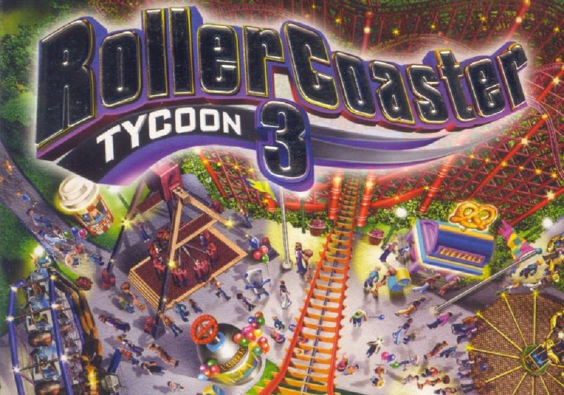 Rollercoaster tycoon 3 free download | gametrex.