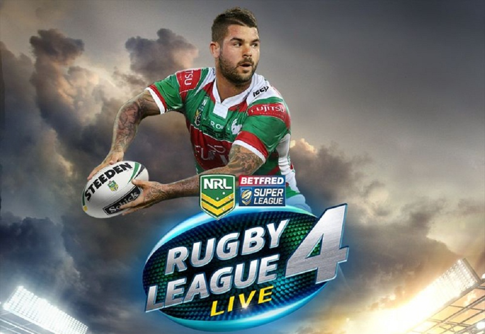 Rugby League Live 4 Free Download