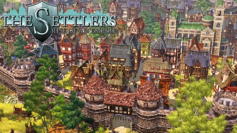 The Settlers Rise of an Empire Free Download