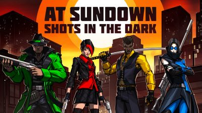 AT SUNDOWN Shots in the Dark Free Download