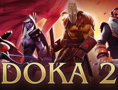 DOKA 2 KISHKI EDITION Free Download