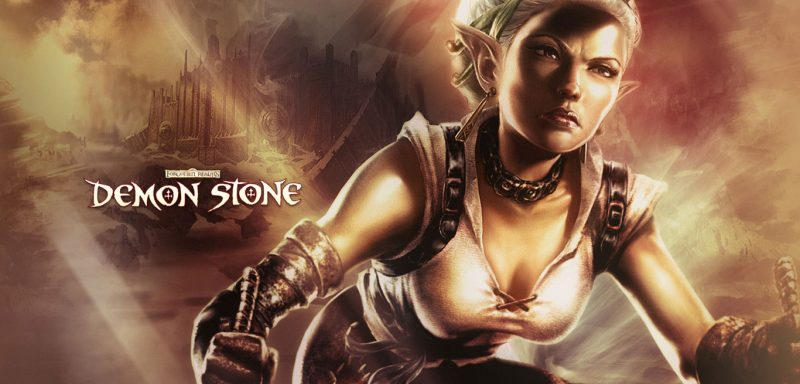 Forgotten Realms Demon Stone Free Download