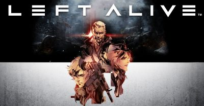 Left Alive Free Download